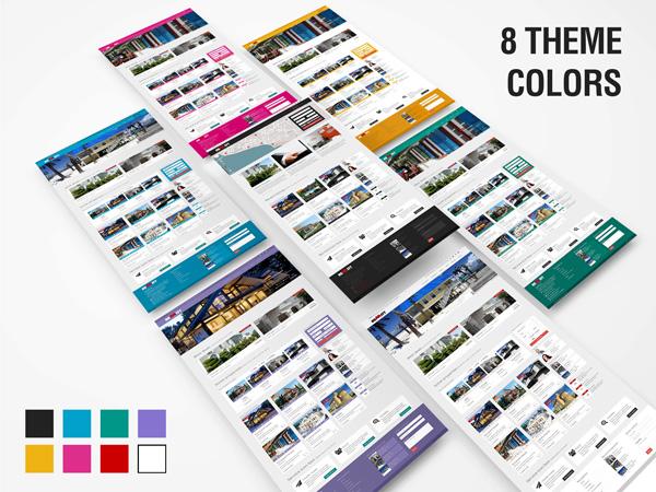 Colors theme